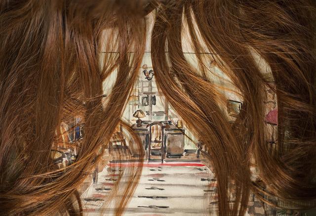 Anni Leppälä, 'Drawing room (1939)', 2016, Galerie Les filles du calvaire
