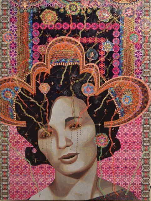 , 'Les Femmes d'Alger #VI,' 2018, DENK Gallery