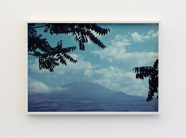 , 'Untitled (Etna),' 2015, BolteLang
