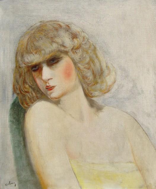 Moise Kisling, 'Jeune Femme', 1942, Childs Gallery