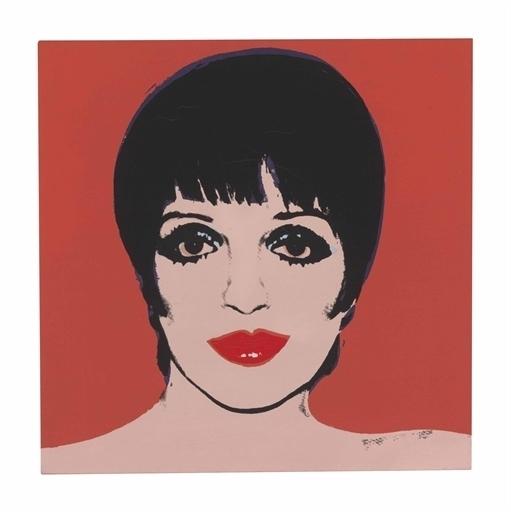 Andy Warhol, 'Liza', Christie's