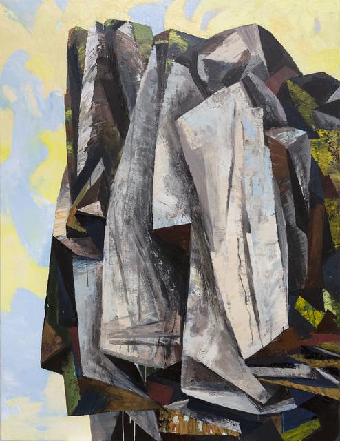 , 'Rocky Facade,' 2019, Russo Lee Gallery