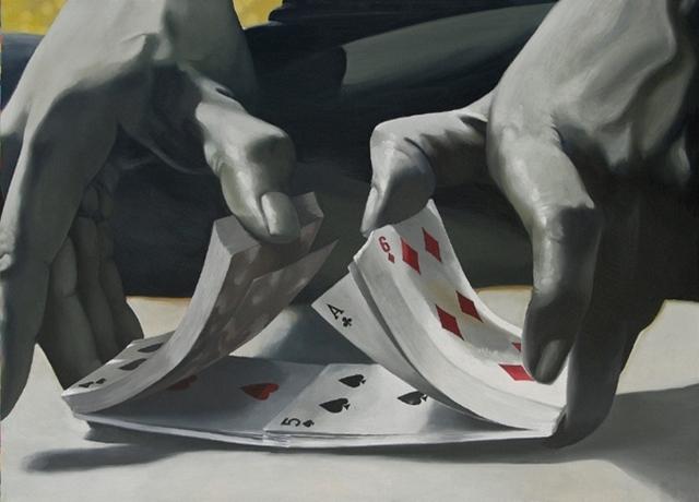 Snehashish Maity, 'Mind Game', 2017, Arushi Arts