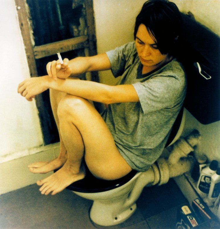 """SARAH LUCAS """"Human Toilet Revisited"""", 1998"""
