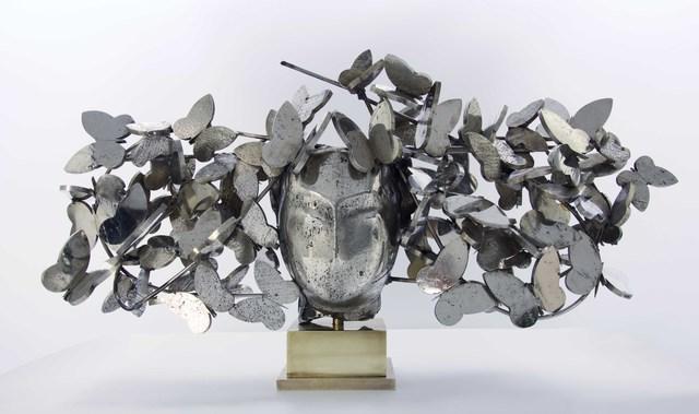 , 'Mariposas Plateadas I,' 2017, Opera Gallery