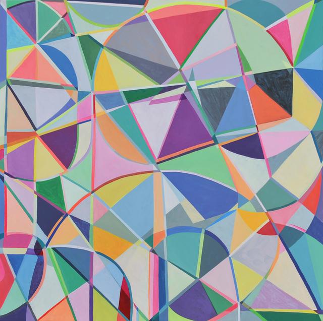 , 'Beach Umbrella,' 2017, Galleri Urbane