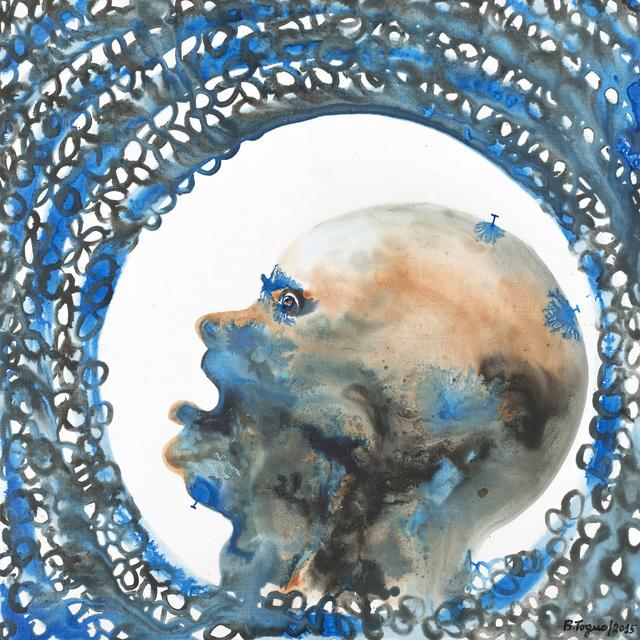, 'Walking in Circles,' 2015, Galerie Lelong & Co.