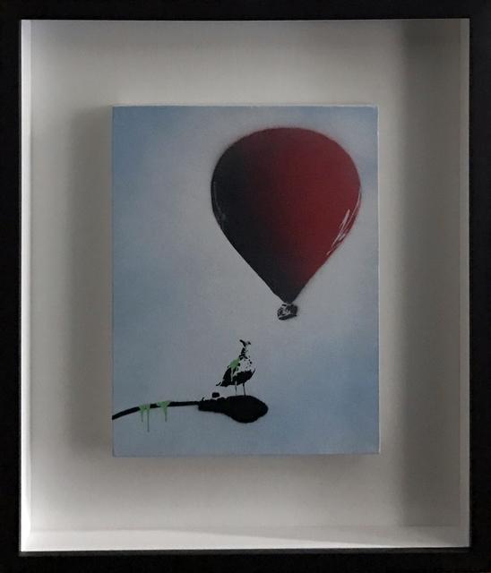 , 'Ballon Canvas ,' 2008, Galerie Kronsbein