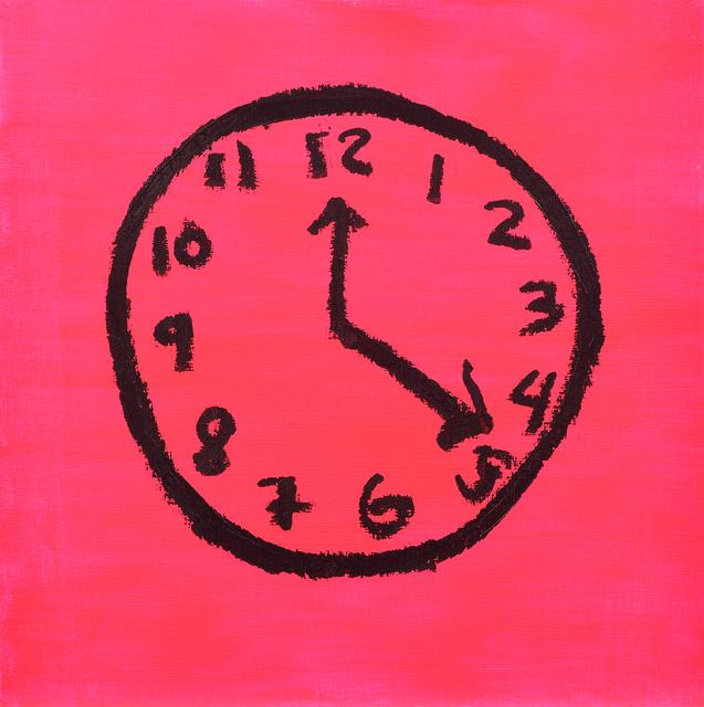 , 'Clock,' , Galerie C.O.A