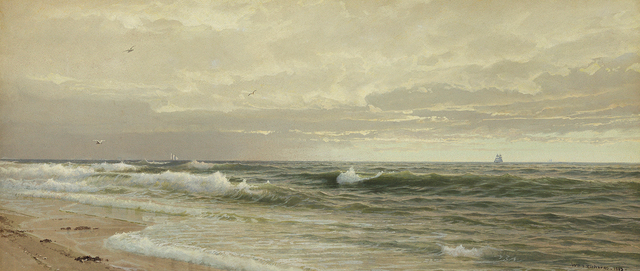 , 'Seascape,' 1883, Questroyal Fine Art