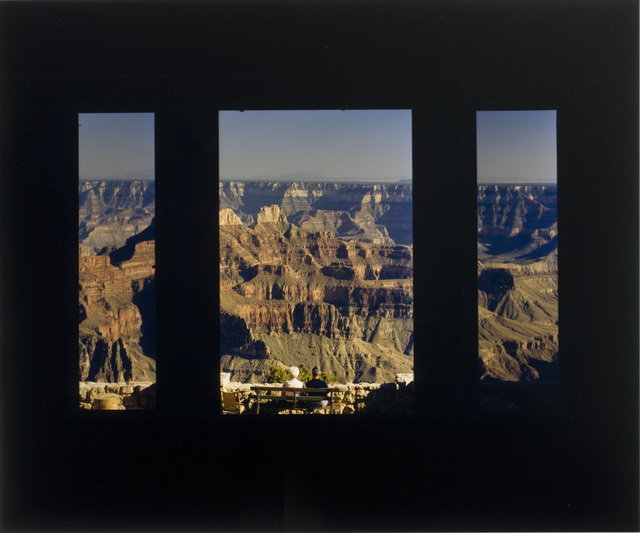 , 'North Rim Highway, Grand Canyon, Arizona,' June 1980, George Eastman Museum