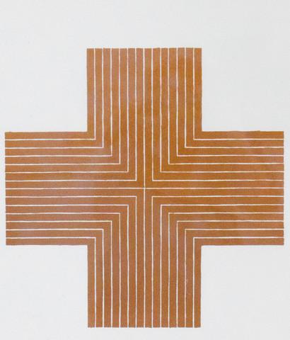 "Frank Stella, '""OURAY"" ', 1970, Caviar20"