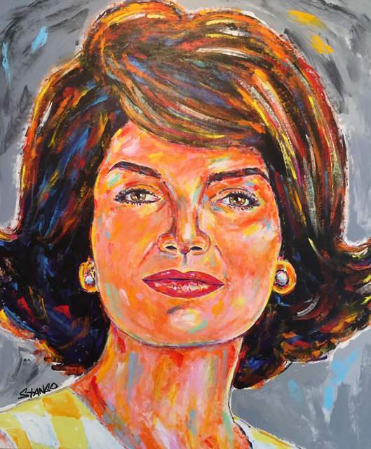 , 'Presidential Portrait: Jackie O,' 2016, Artist's Proof