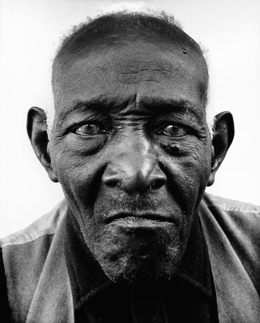 , 'William Casby, born in slavery, Algiers, Louisiana,' March 24-1963, Pace/MacGill Gallery