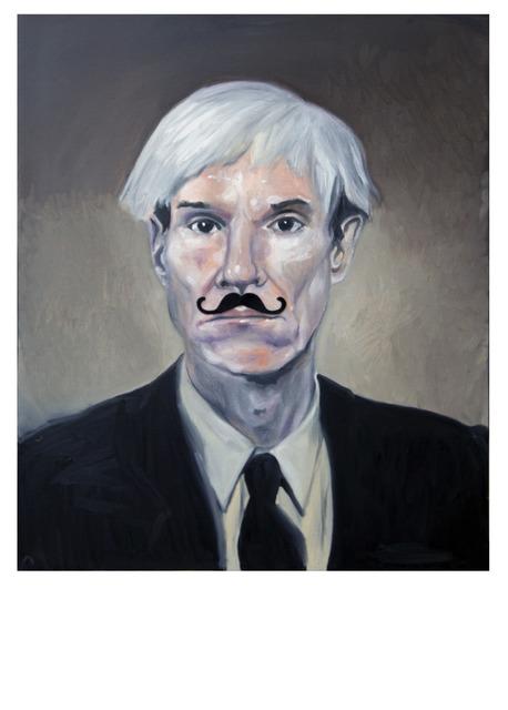 , 'Mr. W,' 2017, Emillions Art
