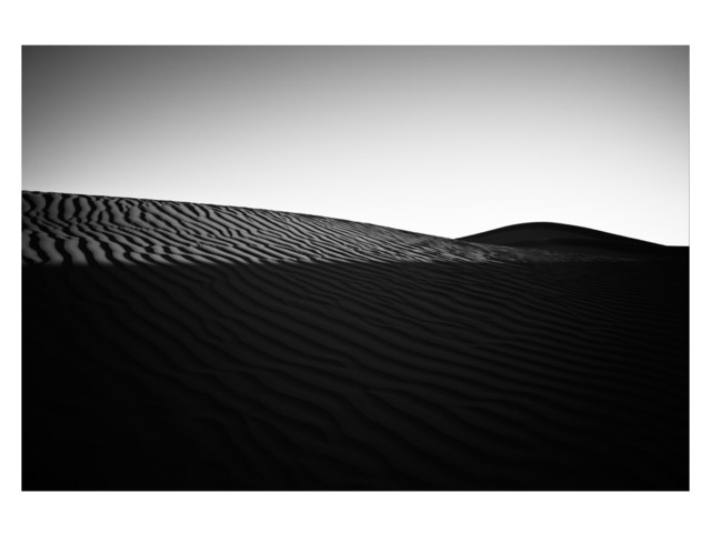 , 'Sahara 7,' 2016, ARTE GLOBALE
