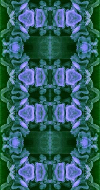 , 'Vertebrae In Turquoise,' 2017, Agora Gallery
