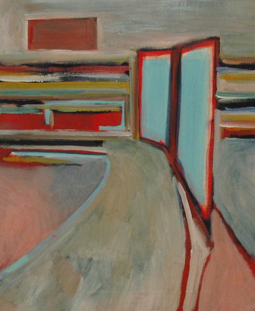 , 'Bus Stop,' 2017, Agora Gallery