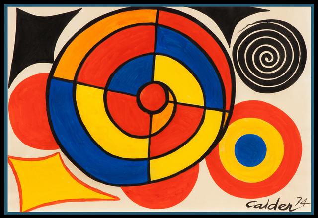 , 'Segmented Spiral ,' 1974, Omer Tiroche Gallery