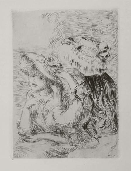 , 'Le Chapeau épinglé,' 1912, Galerie d'Orsay