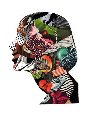 , 'Profile 1.0,' 2017, Mirus Gallery