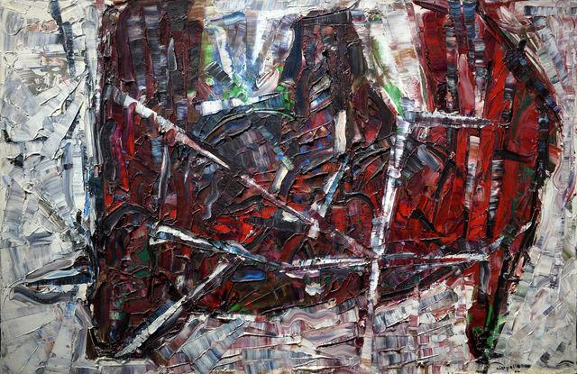 , 'CATHÉDRALE,' 1966, Canadian Art Group