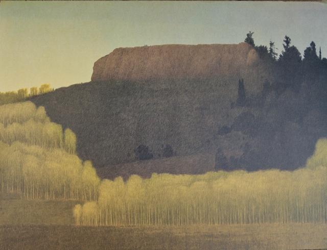 , 'FALL NEAR DEADMAN'S GULCH,' 2001, Fitzwater Street Gallery