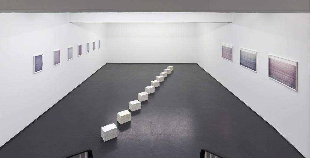 Ignacio Uriarte Form und Farbe / Analyse und Synthese September 9 – November 4, 2017 Installation view