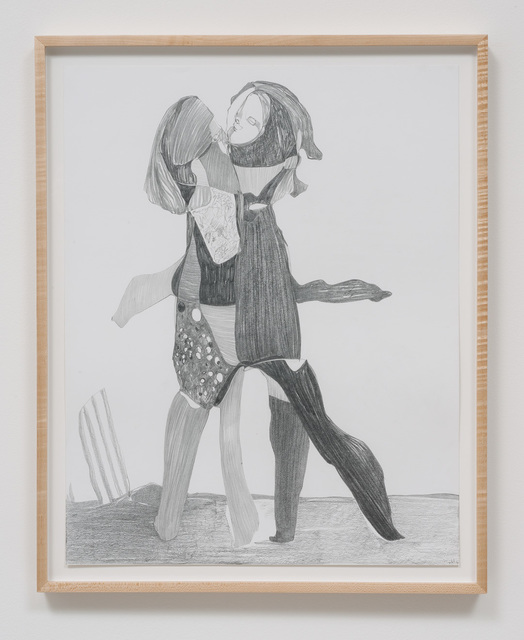 , 'Graphite Drawing #13,' 2014, Susanne Vielmetter Los Angeles Projects