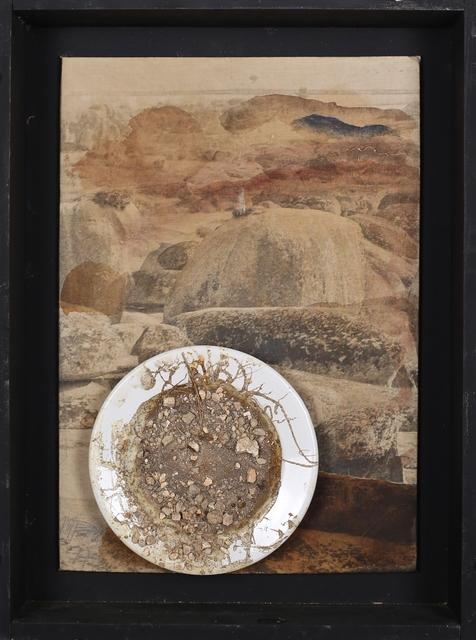 Wolf Vostell, 'El muerto que tiene sed  / Der Tote der Durst hat', 1977, Galerie aKonzept