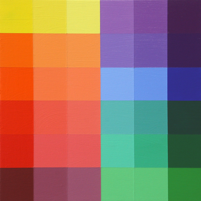 , 'The Physiology of Color,' 2017, Bruno David Gallery & Bruno David Projects