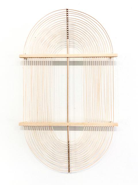 Katrine Hildebrandt-Hussey, 'Oval', 2019, Soapbox Arts