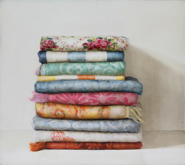 , 'Towels,' 2016, Mira Godard Gallery