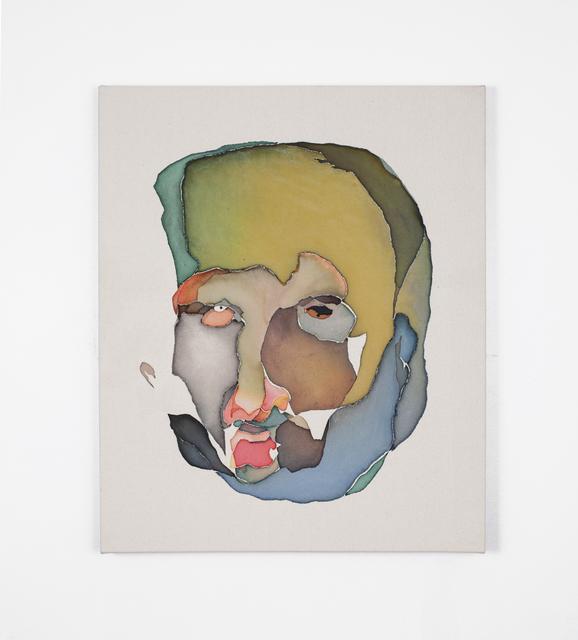 , 'Blind Self Portrait 1,' 2015, Nohra Haime Gallery