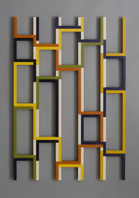 , 'Kaki to Yuzu,' 2018, Richard Levy Gallery