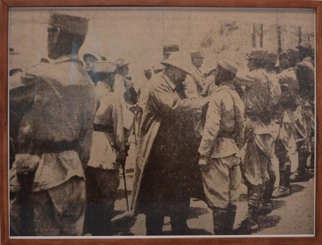 , 'Morocco Archive # 4_Spanish Rif War,' 2014, Tatjana Pieters