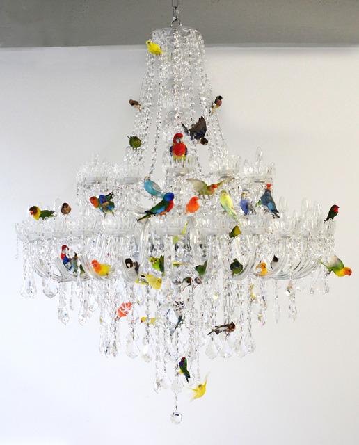 , 'Lampara de Lagrimas,' 2013, UrbanGlass