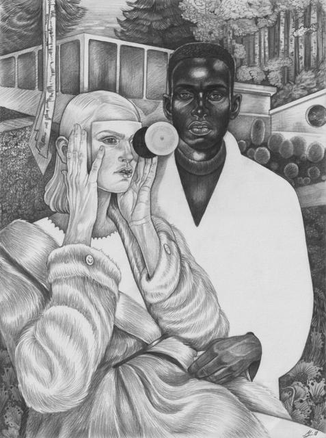 , 'Celestial Messenger,' 2018, Massey Klein Gallery