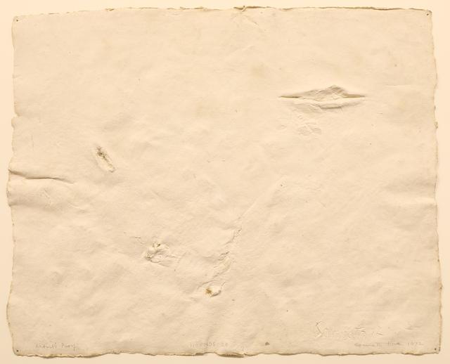 , 'Untitled (Wounds) Series,' 1977, AkaraArt