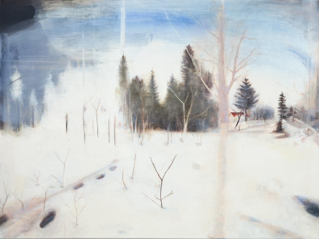 , 'White Past,' 2017, Galerie Huit