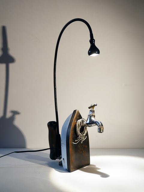 , 'Ferobinet III,' 2016, Galerie Geraldine Banier