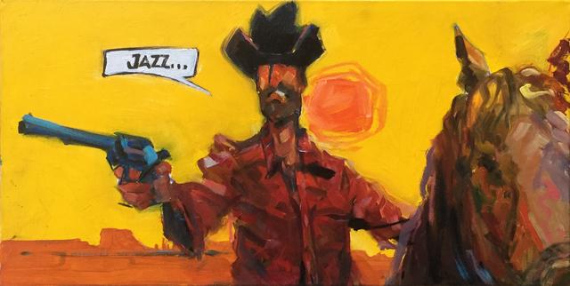, 'Jazz,' 2016, Porch Gallery