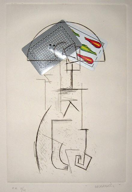 , 'Reina Mariana II,' 1985, Beck & Eggeling