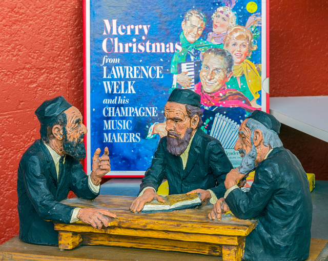 , 'Lawrence Welk & His Champagne Hassidic Scholars,' 2014, Untitled 2.0