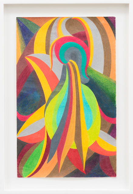 , 'Kaleidoscopic Intentions 10,' 2014, Rosamund Felsen Gallery