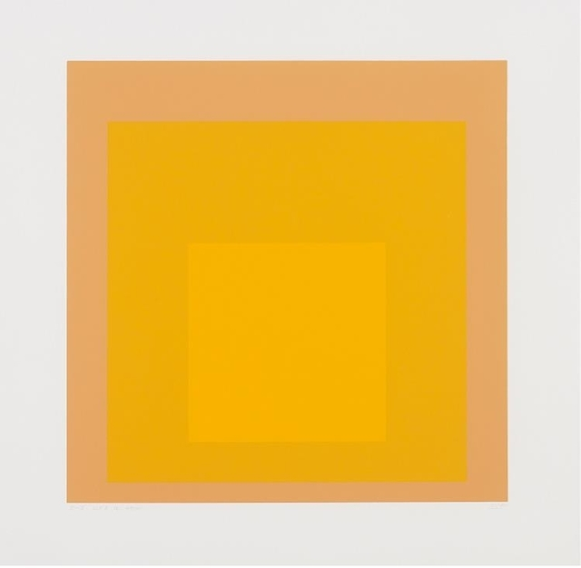 Josef Albers, 'I-S LXX a', 1970, Ludorff