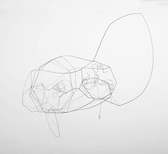 , 'Fisches Bruder,' 2014, Rotwand