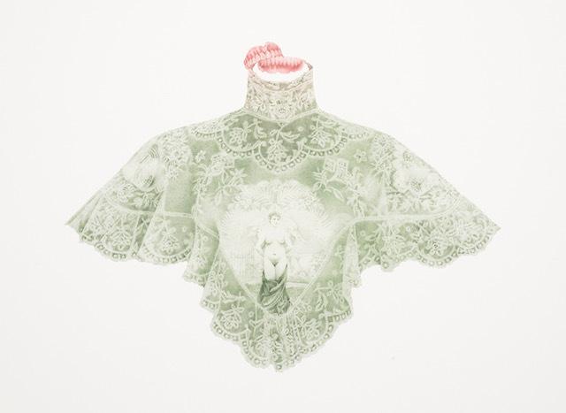 , 'Lady In Green,' 2018, Cynthia Corbett Gallery