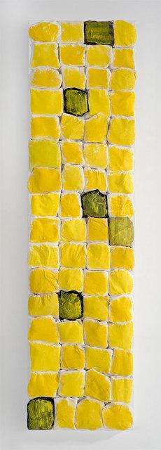 , 'Opera Trapos Amarillo ,' 2013, Contini Art UK