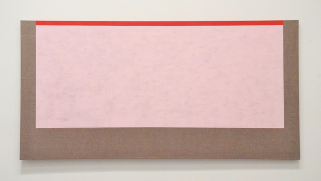 , 'Pink and Red #3,' 2018, Minus Space